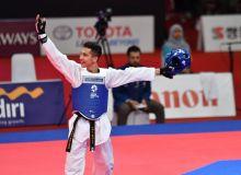 Ниёз Пулатов стал серебряным призером Азиатских игр