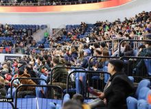 Ўзбекистондаги хоккей клублари сони яна биттага кўпаяди