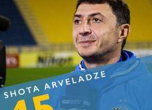 Главному тренеру «Пахтакора» сегодня исполняется 45 лет