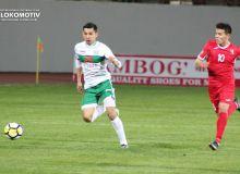 «Навбахор» - «Локомотив» 0:3 (Видео)