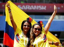 Колумбия - Панама 3:0 (видео)