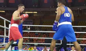 Дилшодбек Рузметов справился с боксером из Индии