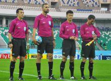 Chinese referee Fu Ming to officiate Uzbekistan vs Palestine clash