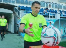 Про лига. Шавкат Насибуллаев обслужит матч между «Олимпиком» и «Динамо»