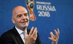Инфантино: ЖЧ-2018 футбол тарихида энг зўр мундиал бўлди