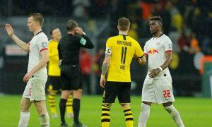 """Бундеслига. """"Боруссия"""" Дортмунд 3 та гол уриб ҳам """"Лейпциг""""ни енга олмади"""