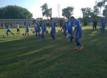 Сборная Узбекистана U-21 продолжает тренировки