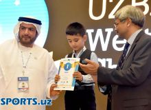 Uzbekistan's chess players claim 91 medals at the Western Asia Youth and Junior Chess Championship 2018