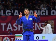 Успех узбекских дзюдоистов продолжается