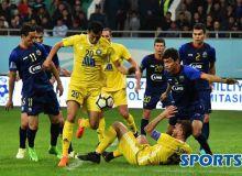 Match Highlights. FC Bunyodkor 1-0 FC Pakhtakor