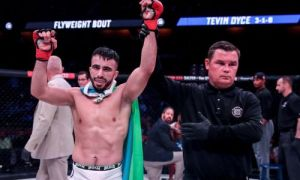 The second Uzbek fighter who signed with UFC Zarrukh Adashev shared his thoughts before the fight