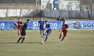 FC Nasaf pick a 3-1 victory over FC Kizilkum in a friendly match