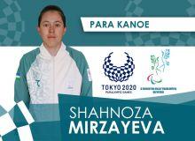 Шахноза Мирзаева финишировала шестой