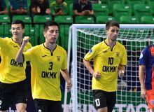 Match Highlights. FC AGMK 4-3 Port FC