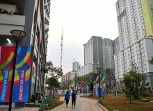 Олимпийский городок Азиатских игр-2018