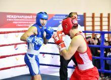 Abdurasulov, Bobojonov, Narziyev and Rikhsiboyev started the year with success at the Uzbekistan International Junior Tournament