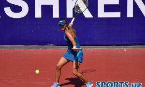 Сабине Шариповой не удалось победить американку