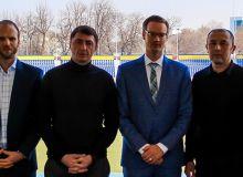 Специалисты АФК посетили «Пахтакор»