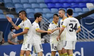 FC Pakhtakor back to the knockout stage for the first time since 2010