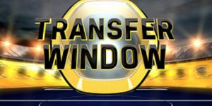 Открыто трансферное окно; порядковые номера турниров.