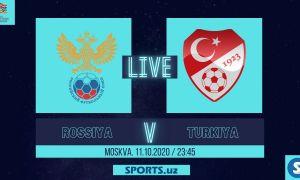 Россия - Туркия: Мантли трансляция