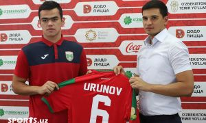 Photo Gallery. FC Lokomotiv introduce new players to the media