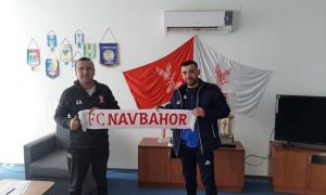 Transfer News. Tohir Shamsitdinov backs home as he signs a contract with FC Navbahor