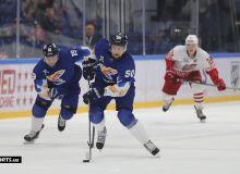 Фотообзор победного матча «Хумо» над «Ростовом»