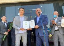 Отабек Шукуров удостоен государственной премии