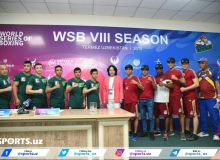"""Uzbek Tigers"" vs ""Caciques Venesuela"": C1 гуруҳи жанглари якунига етди"
