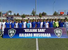 Результаты 5-го тура международного турнира «Келажак сари»