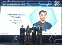 Ravshan Irmatov announces his retirement from refereeing
