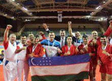 Самбо бўйича Осиё чемпионати биринчи куни натижалари