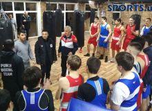 Хасанбой Дусматов и Шахобиддин Заиров провели мастер-класс для российских боксеров (Фото)