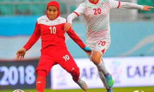 Iran register a 4-1 comeback win over Tajikistan in Tashkent
