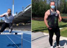 Австрийские спортсмены начали тренироваться на спортивных объектах