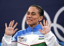 Oksana Chusovitina announced her return to sport