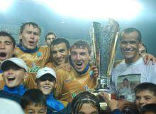 История узбекских клубов: «Бунедкор»