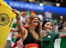 Германия - Мексика. Онлайн трансляция