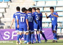Match Highlights. FC Navbahor 0-1 FC Nasaf