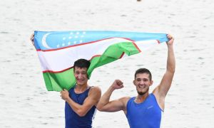 Гребцы Узбекистана завоевали две медали