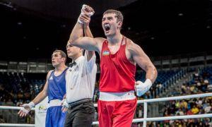 Рустам Тўлаганов WBC International камари учун жанг қилади