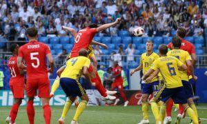 Швеция тўсиғидан ўта олган Англия навбатдаги ярим финалчига айланди (видео)