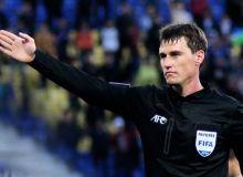 Ильгиз Танташев рассудит финал Кубка Лиги