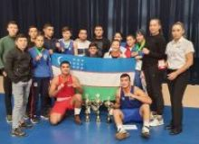 Uzbek boxers awarded six medals at the Zhetysu Cup in Kazakhstan.