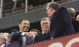 """Бартомеу """"Барселона"""" тарихидаги буюк президентлардан бири"""