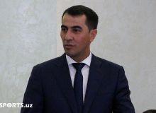 Ravshan Ermatov lavozimidan ozod etildi