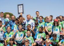 Международная детская социальная программа ПАО «Газпром» «Футбол для дружбы» готова установить новый Мировой рекорд Гиннесса