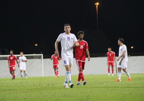 """""""Dubai Cup"""". Ўзбекистон (U-23) - БАА (U-23) 1:2"""