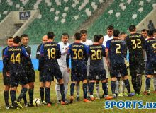 FC Bunyodkor bag all three points beating FC Metallurg with a 1-0 victory